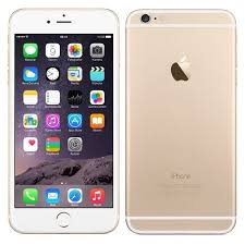Apple iPhone 6 Plus, GSM Unlocked, 64GB - Gold (Refurbished)