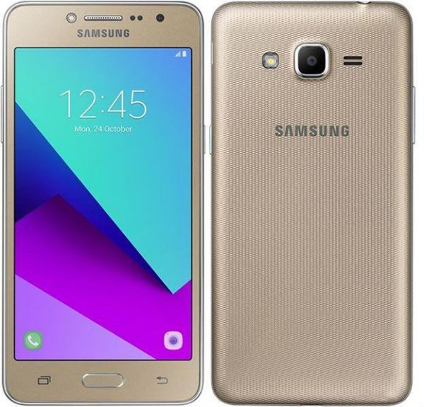 "Samsung Galaxy J2 Prime (16GB) 5.0"" 4G LTE GSM Dual SIM Factory Unlocked International Version, No Warranty G532M/DS Pink gold - Voucherist"