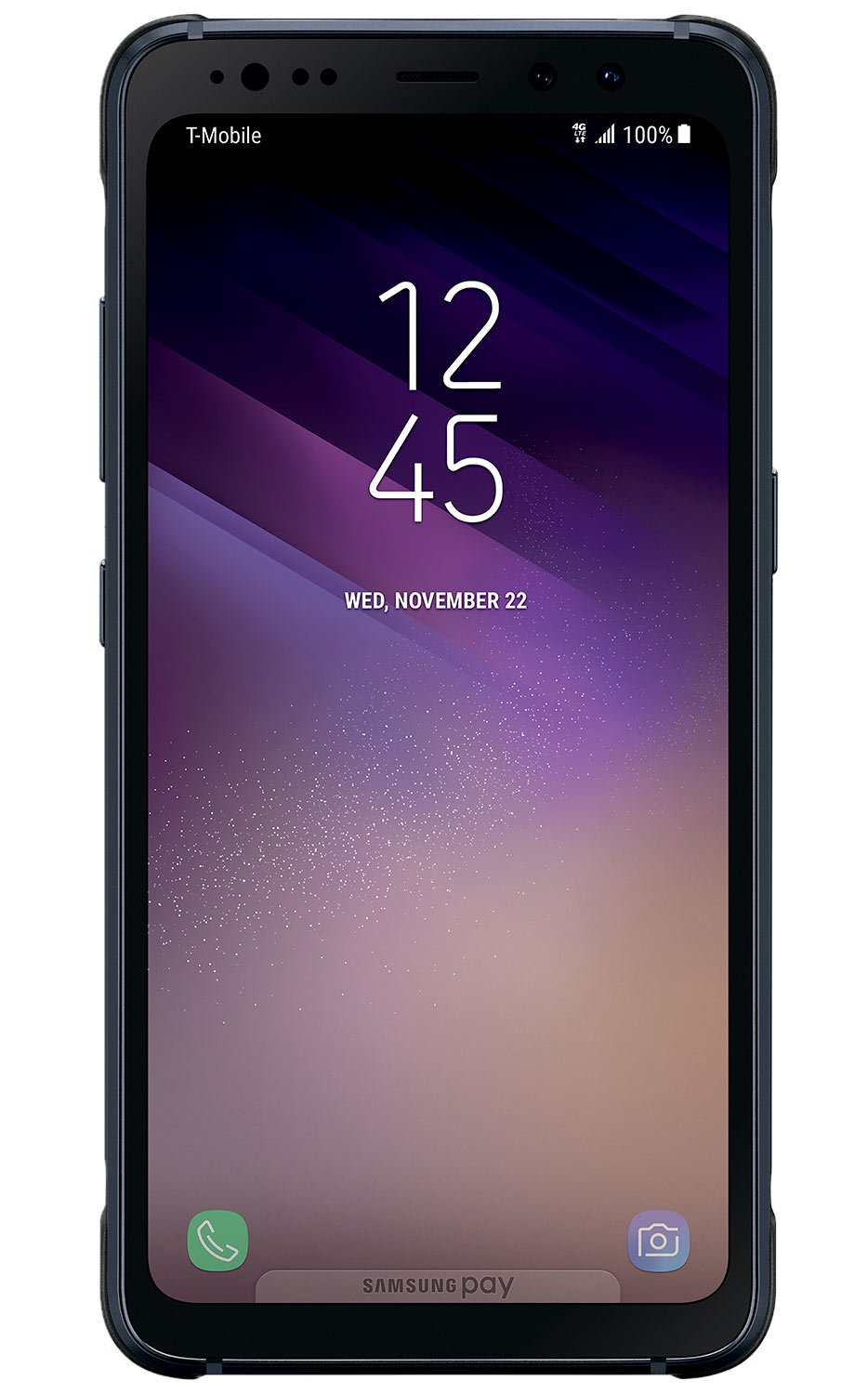 Samsung Galaxy S8 Unlocked 64GB - Midnight Black [US Version] - Voucherist