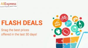 AliExpress Flash Deals