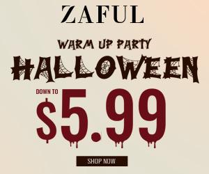 ZAFUL 2019 Halloween