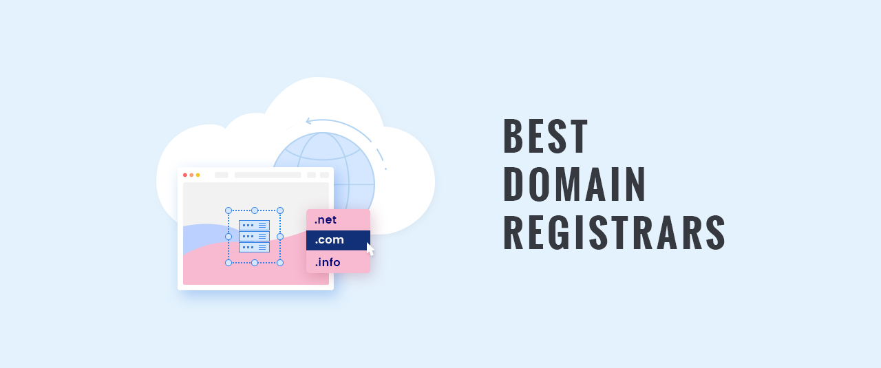 best domain registrars 2020