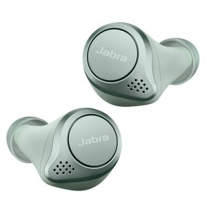 Jabra Elite Active 75t True Wireless Active Noise Cancelling (ANC) Bluetooth Earbuds