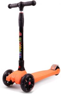 Jipemtra Scooters for Kids 3 Wheel