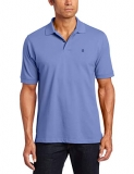 IZOD Men's Big and Tall Heritage Short Sleeve Polo