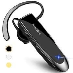 New bee Bluetooth Earpiece Wireless Handsfree Headset
