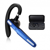Bluetooth Headset with Stereo Noise Canceling Mic