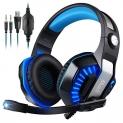 Muzili Gaming Headset,7.1 Stereo Gaming Headphone for PC