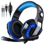 Muzili Gaming Headset,7.1 Stereo Gaming Headphone for PC