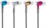 Ergonomics S600i Wired in-Ear Earphones