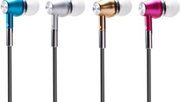 Ergonomics S600i Wired in-Ear Earphones