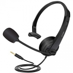 Cellet Over The Head Mono 3.5mm Hands-Free