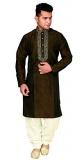 Men's Kurta Shalwar Kameez Pajama Elegant Sherwani Party