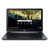 Acer Flagship CB3-532 15.6″ HD Premium Chromebook – Intel Dual-Core Celeron N3060 up to 2.48GH.z, 2GB RAM, 16GB SSD, Wireless AC, HDMI, USB 3.0, Webcam, Chrome OS (Certified Refurbished) by Acer