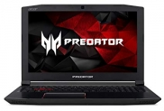 Acer Predator Helios 300 Gaming Laptop, 15.6″ Full HD IPS, Intel i7-7700HQ CPU, 16GB DDR4 RAM, 256GB SSD, GeForce GTX 1060-6GB, VR Ready, Red Backlit KB, Metal Chassis, Windows 10 64-bit, G3-571-77QK by Acer
