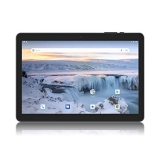 Android Tablet 10 Inch, Android 8.1 Unlocked Tablet PC with Dual SIM Card Slots, 3G Phone Support, Quad Core, 1.3GHz, 16GB, 2MP+5MP Dual Camera, WiFi, Bluetooth, GPS by Hoozo