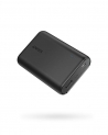Anker PowerCore 10000 Portable Charger, One of The Smallest and Lightest 10000mAh External Battery, Ultra-Compact High-Speed-Charging-Technology Power Bank for iPhone, Samsung Galaxy and More (Black) by Anker