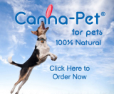 20% Off Your First Order From Canna-Pet.Com