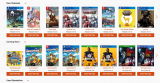 Rent Games for $9.50 – Free 30 Days Trial