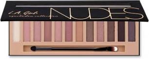 L.A. Girl Beauty Brick Eyeshadow, Nudes, 0.42 Ounce  by L.A. Girl