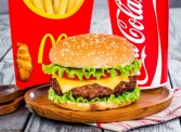 Buy One Big Mac®, Get One for $0.50
