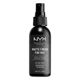 NYX Professional Makeup Make Up Setting Spray, Matte Finish/Long Lasting, Midnight, 2.03 Ounce  by NYX PROFESSIONAL MAKEUP