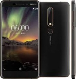 Nokia 6.1 (2018) – Android One (Oreo) – Upgrade to Pie – 32 GB – Dual SIM Unlocked Smartphone (AT&T/T-Mobile/MetroPCS/Cricket/H2O) – 5.5″ Screen – Black – U.S. Warranty by Nokia Mobile
