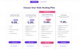 Premium Quality Web Hosting