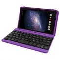 Premium High Performance RCA Voyager Pro 7″ 16GB Touchscreen Tablet with Keyboard Case Android 5.0 (Purple) by RCA