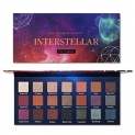 Prism Makeup 21 Colors Pigmented Eyeshadow Palette 6 Matte + 15 Shimmer Blendable Long Lasting Eye Shadow Palette Natural Colors Neutral Pigment Shadow Shimmers by Prism Makeup