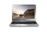 Samsung Chromebook (Wi-Fi, 11.6-Inch) – Silver (Certified Refurbished) by Samsung