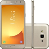 Samsung Galaxy J7 Neo (16GB) J701M/DS – 5.5″, Android 7.0, Dual SIM Unlocked Smartphone, International Model – Gold by Samsung