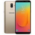 Samsung Galaxy J8 (32GB) J810M/DS – 6.0″ 18:9 Infintiy Display, 4G LTE Dual SIM Unlocked Phone with Face Unlock, Dual Camera's, Finger Print Sensor (Gold)