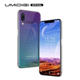 UMIDIGI Mobile One Pro 5.9″ 64GB Unlocked Android 8.1 Cell Phone – 4GB Ram Dual-SIM 4G LTE – 16MP Selfie,12MP +5MP Dual Camera – 3250mAh Fingerprint ID Fast Wireless Charge NFC Smartphones – Twilight by UMIDIGI