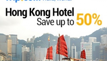 Hong Kong Hotel 50% OFF